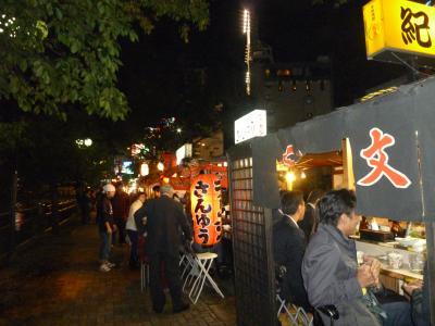 福岡・博多の中州