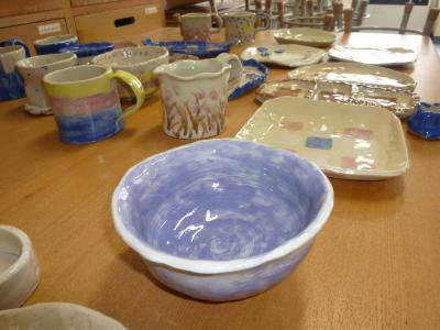 陶芸教室・完成品