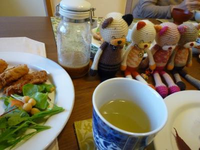 手作り味噌講座・熊笹茶