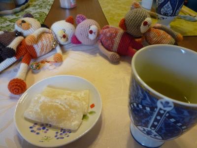 手作り味噌講座・羽二重りんご餅