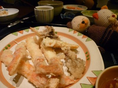 蟹フェア・バイキング