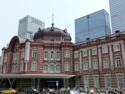 4.29 東京駅&KITTE3