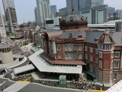 4.29 東京駅&KITTE7