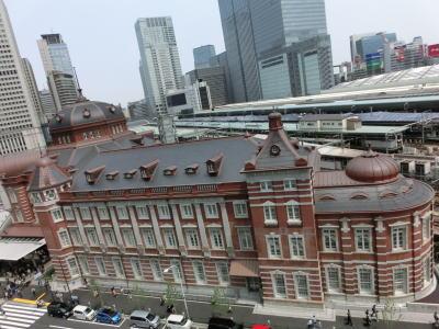 4.29 東京駅&KITTE5