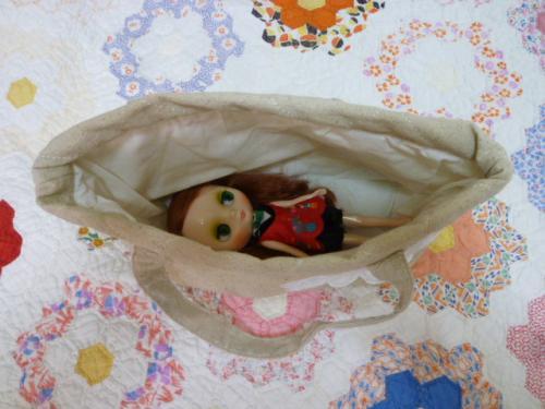 バテンレースのバッグ♪