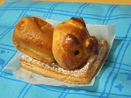 ぶたさんパン