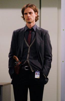 SpencerReid cool