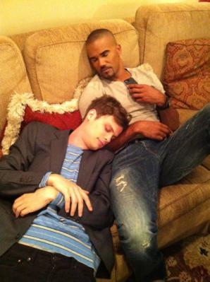 shemar and matthew l