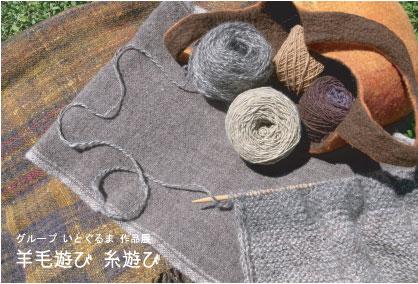 2013羊毛遊び