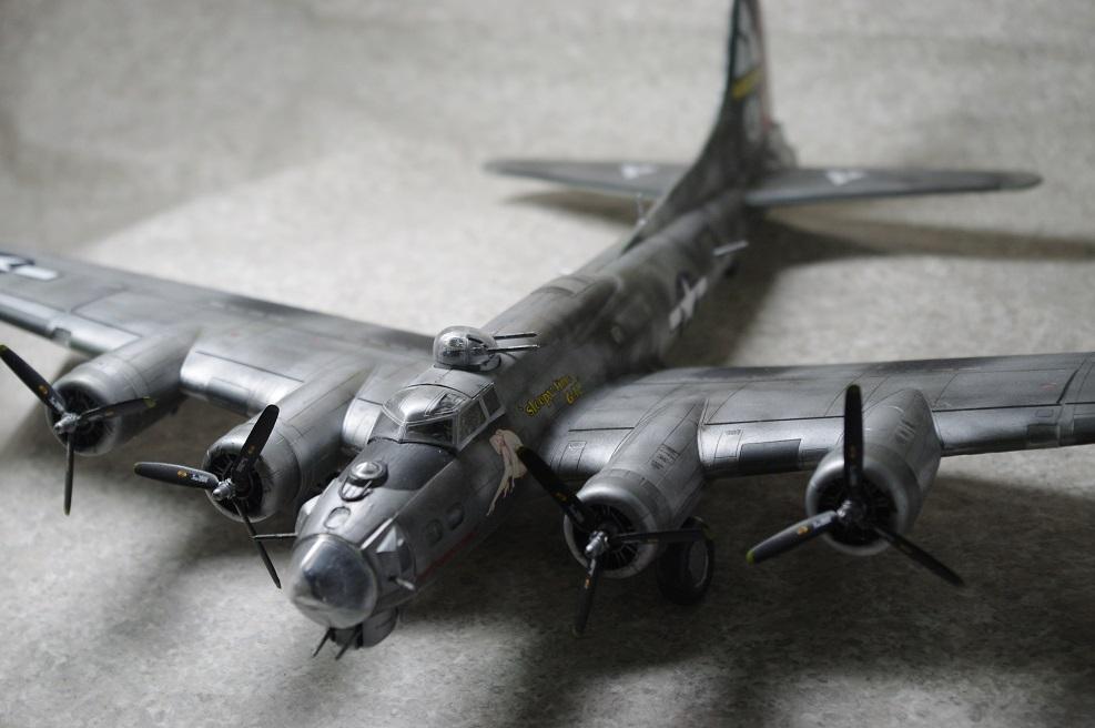 B-17 b