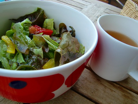 アイティランチ サラダ&スープ 13.5.4