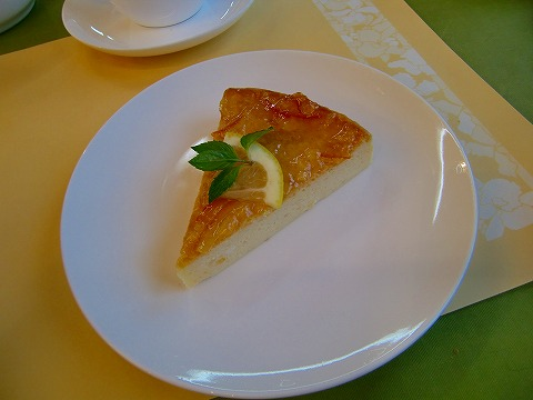 チーズケーキ♪ 13.7.25