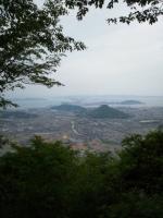 a1飯野山の北方面の風景1