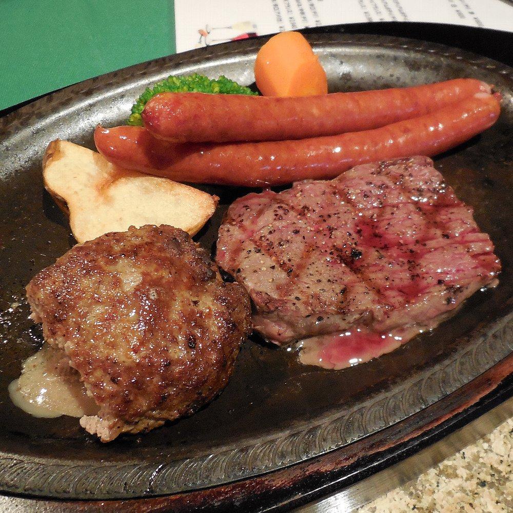 那須高原  もも肉は、いかんです 001
