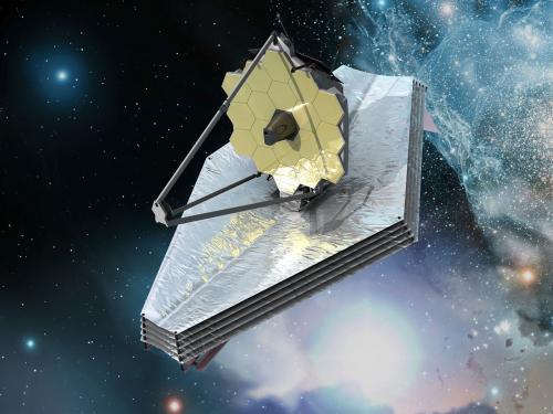 ジェームズ・ウエッブ望遠鏡