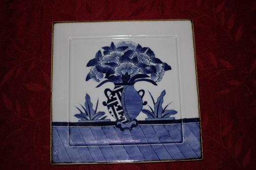 Nabeshima plate old imari 026
