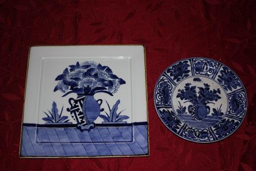 Nabeshima plate old imari 028