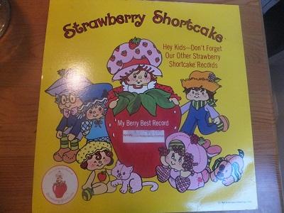 ストロベリーショートケーキ レコード2