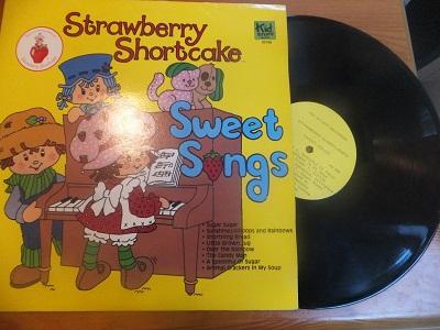 ストロベリーショートケーキ レコード4