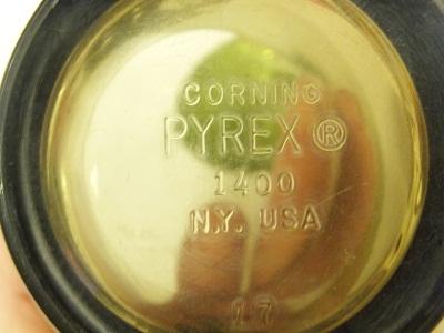Pyrex マグ アンバー2