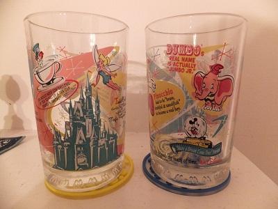 ディズニー&マクドナルド コラボ グラス2