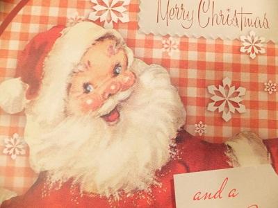 クリスマスプレート2