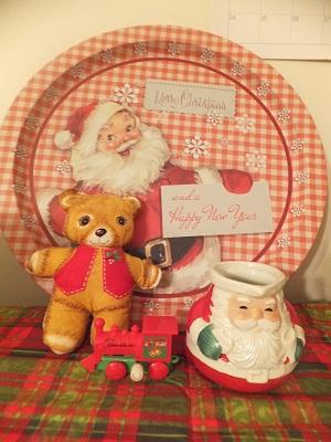 クリスマスプレート3