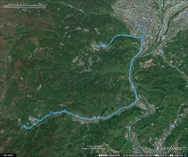 入門大柳川渓谷130527-11