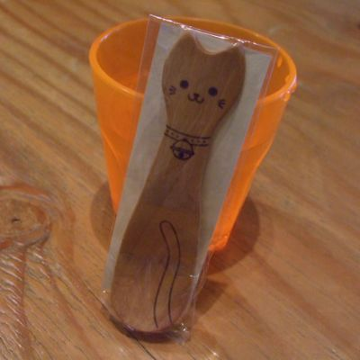 猫のスプーン