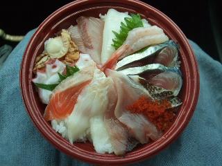 『鯛喜』 海鮮丼