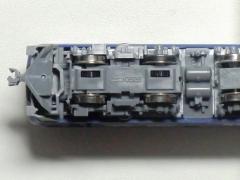 EF210-100台車