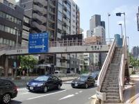 雄@赤羽橋・20130526・東麻布陸橋