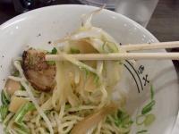 香味徳@銀座一丁目・20130615・麺