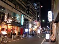 香味徳@銀座一丁目・20130615・路地