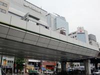 nico@秋葉原・20130717・昭和通り