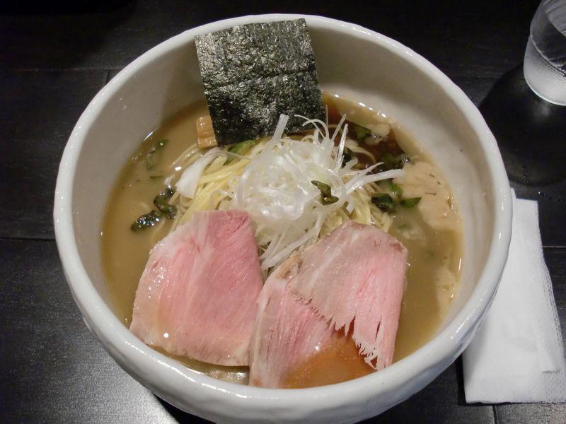 俺の空@新宿・20120811・冷たい煮干