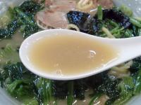 上野商店@御徒町・20131001・スープ