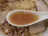 赤坂味一@亀戸・20131106・スープ