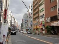 力@高田馬場・20131118・早稲田通り