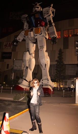 Y with Gundam
