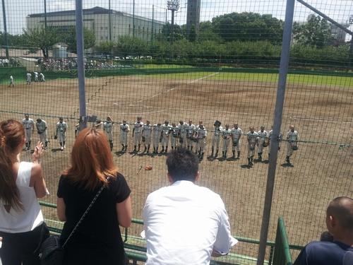常中 野球部 常盤平中学