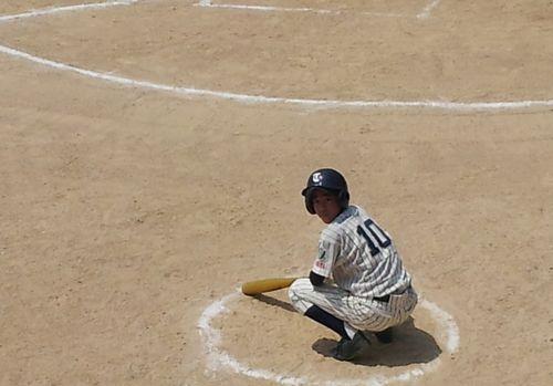 野球部 常中 泉