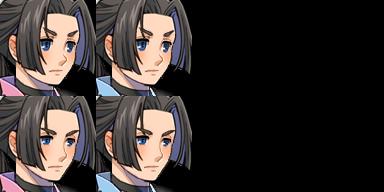 Actor4-8の双子/Ace顔グラ