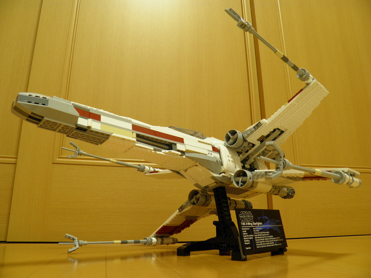 LEGOレビュー 10240 X,Wing Star fighter 編. 052_20130807211458e09