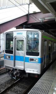 60000カラーを纏い 野田線10030系デビュ-です!!