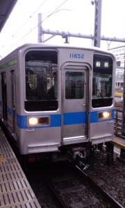 早速、大宮→船橋間のロングラン運用に!!