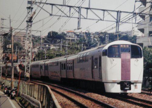 215系(2004年7月26日・保土ヶ谷~東戸塚間)