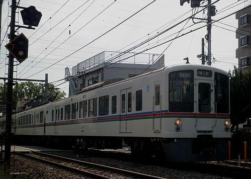 西武4000系(2013年4月29日・大泉学園~保谷間)3