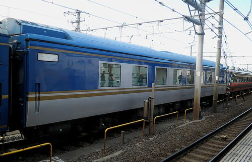 オロネ25 901(東オク)(2010年11月20日・尾久車両センター)