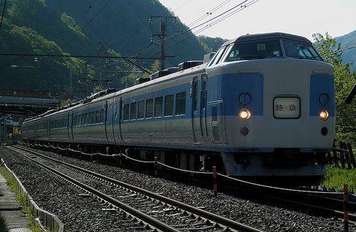 千マリ183系31編成(9071M「あずさ71号」)(2013年5月3日・梁川~鳥沢間)